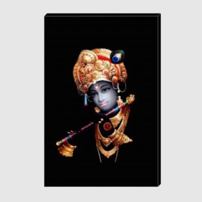 Холст Lord Krishna