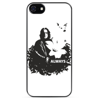 Чехол для iPhone Severus Snape