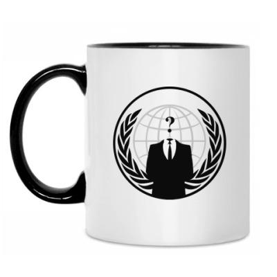 Кружка Анонимус