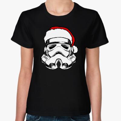 Женская футболка Star Wars New Year