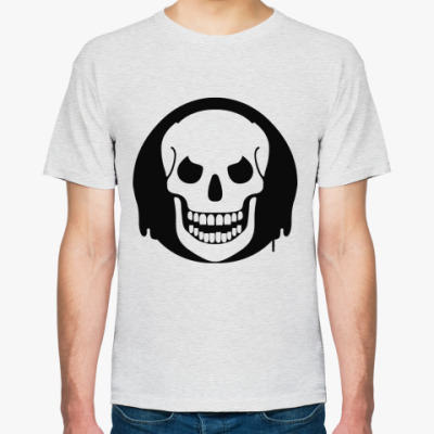 Футболка Череп, skull