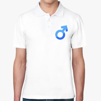 Рубашка поло Знак Марса