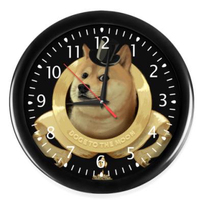 Настенные часы DOGE