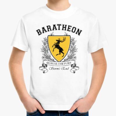 Детская футболка House Baratheon