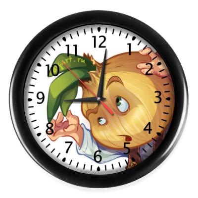 Настенные часы Чиполлино