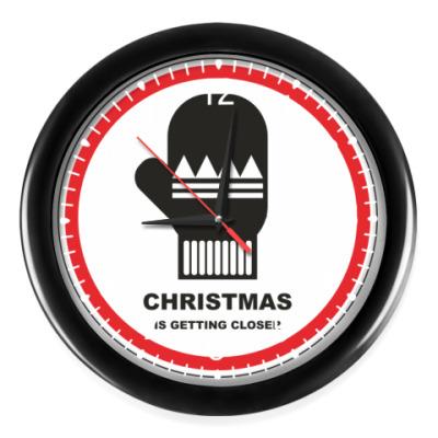 Часы 'Christmas'