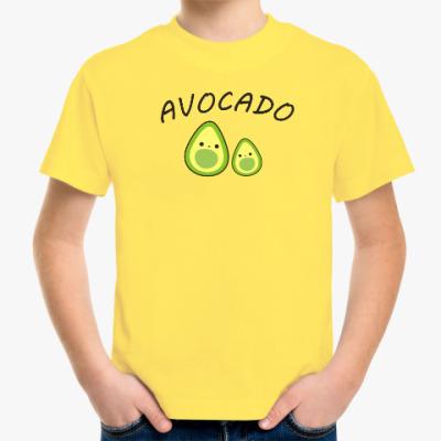 Детская футболка Avocado / Авокадо