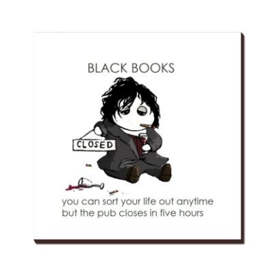 Black Books Dylan Moran