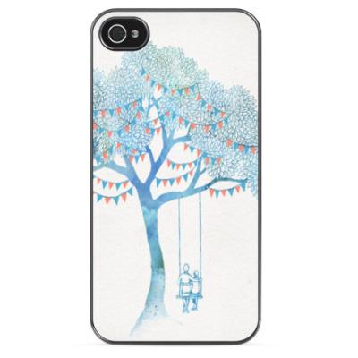 Чехол для iPhone Tree