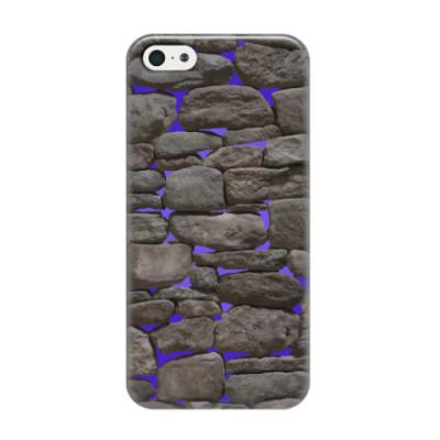 Чехол для iPhone 5/5s Каменная радуга