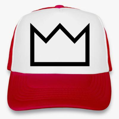 Кепка-тракер Кепка  (красн) Корона