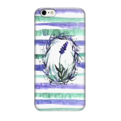 Чехол для iPhone 6/6s Lavender relax