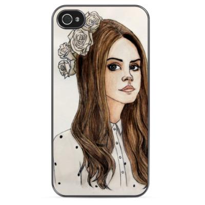 Чехол для iPhone LANA DEL REY