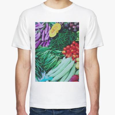 Футболка Vegetables