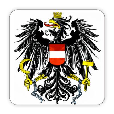 Костер (подставка под кружку) Герб Австрии