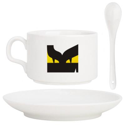 Кофейный набор Кот