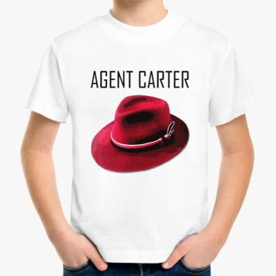 Детская футболка Agent Carter