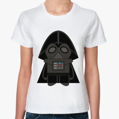 Классическая футболка Star Wars: Darth Vader