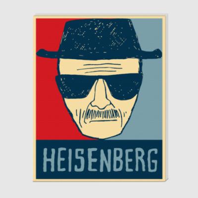 Холст Heisenberg . Breaking Bad