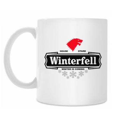 Кружка Winterfell