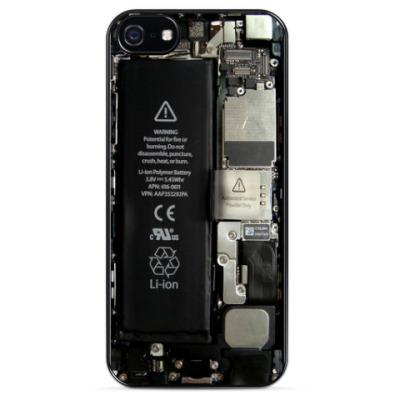 Чехол для iPhone Начинка iPhone 5