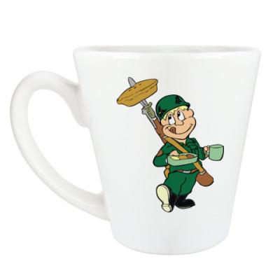 Чашка Латте Защитник