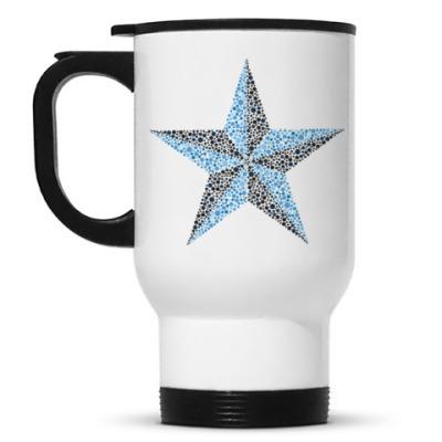 Кружка-термос Звезда
