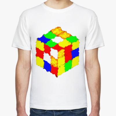 Футболка Кубик Рубика