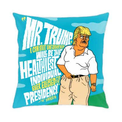 Подушка Дональд Трамп