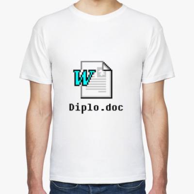 Футболка  Diplo.doc
