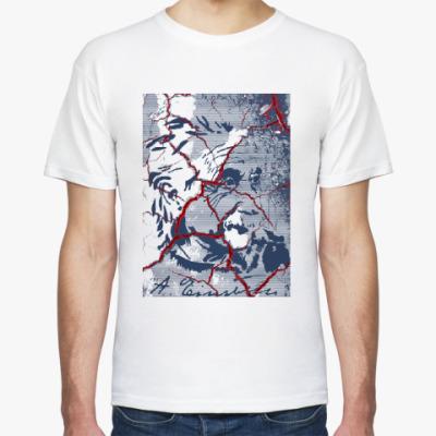 Футболка Andy Warhol' style@2013