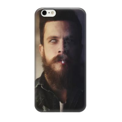 Чехол для iPhone 6/6s Мужчина с бородой