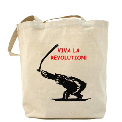 Сумка VIVA LA REVOLUTION! БУНТ
