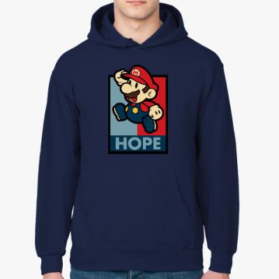 Толстовка худи Супер Марио