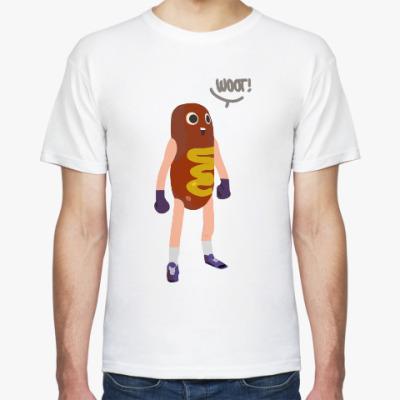 Футболка Life is strange - Hot Dog Man