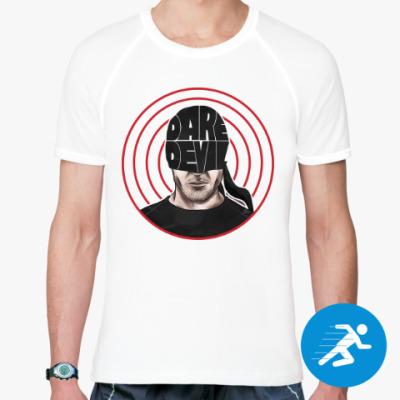 Спортивная футболка Daredevil / Сорвиголова