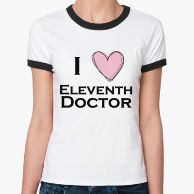 I <3  11th doctor