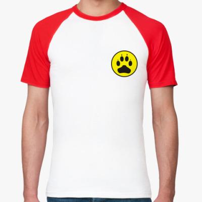 Футболка реглан Canis vulgaris