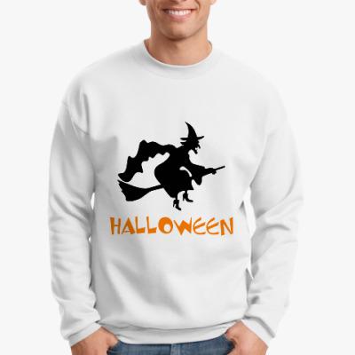 Свитшот Halloween WITCH - Хэллоуин