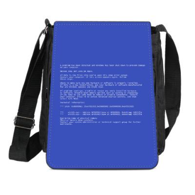 Сумка-планшет BSoD