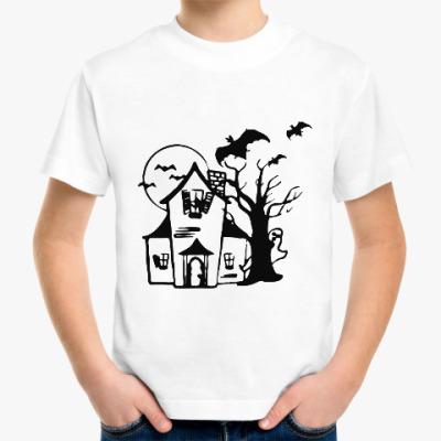Детская футболка Хеллоуин