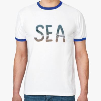Футболка Ringer-T SEA