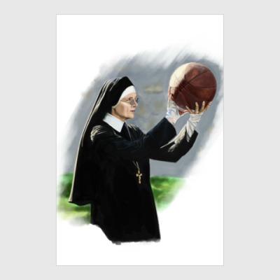 Постер Sister Mary
