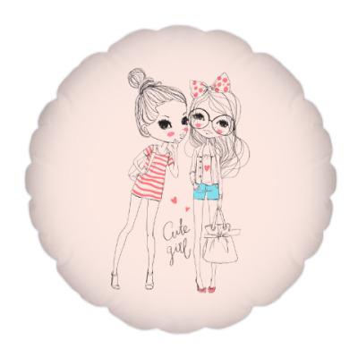 Подушка Девочки
