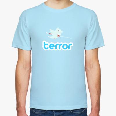 Футболка Terror Bird