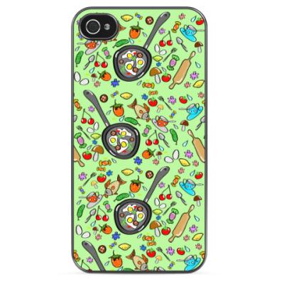 Чехол для iPhone Позитивно и со вкусом!