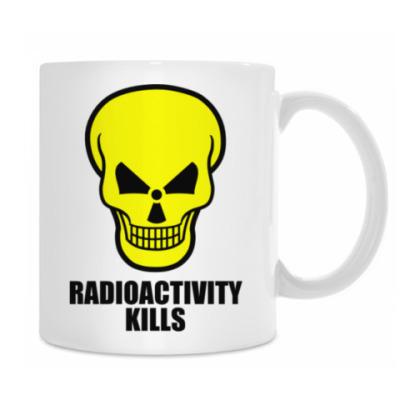 Radioactivity Skull