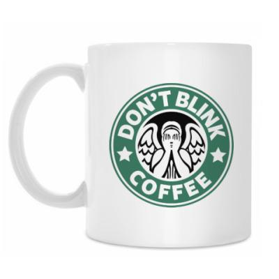 Кружка Don't Blink Coffee