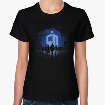 Женская футболка 50 Лет