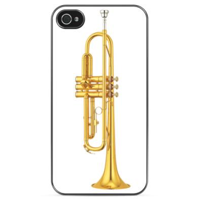 Чехол для iPhone 'Труба'